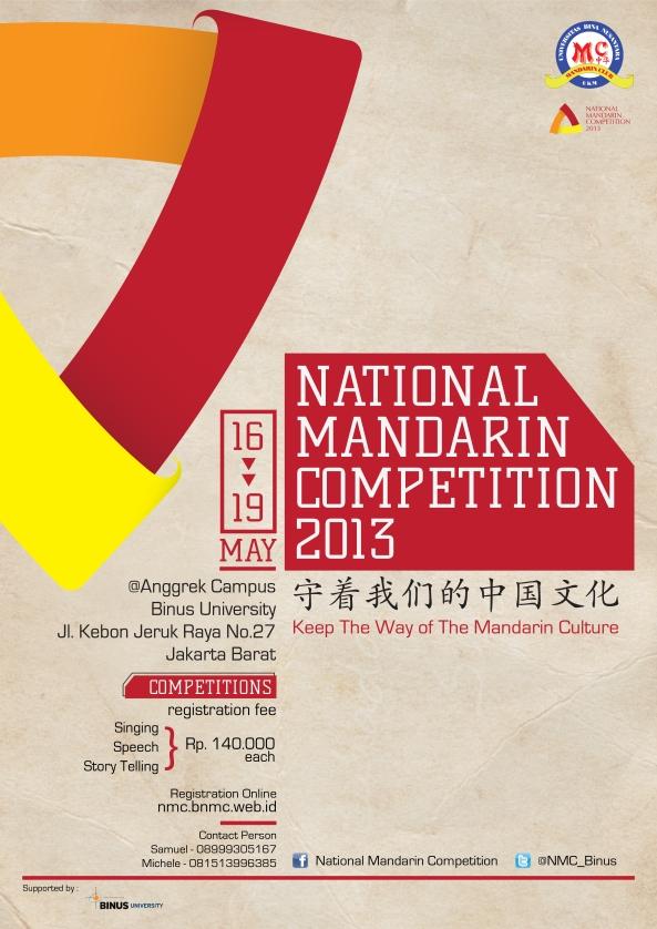 Poster NMC13